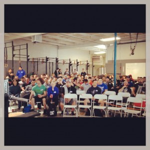 Barbell Boss club seminar Jan 4th dan green