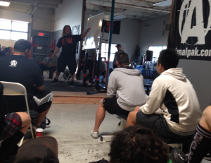 dan-green-seminar-boss-barbell-club-mountain-view-california-teaching