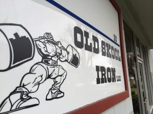 Old Skool Gym Vacaville California