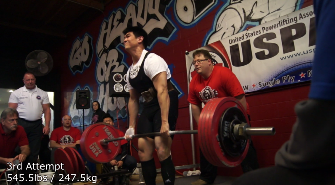 Your First Powerlifting Meet, a Play by play of my experience