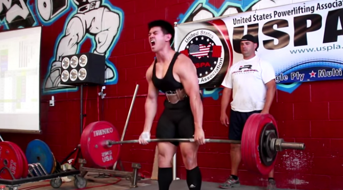 Are you Strong Enough to a Powerlifting Meet?  Judge for yourself after you read my experience