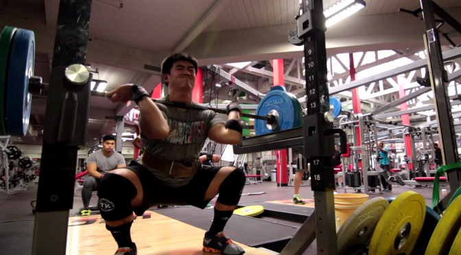 Front Squats: A Break Through Thought for staying UPRIGHT longer