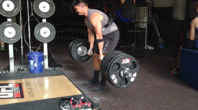improve deadlift lockout