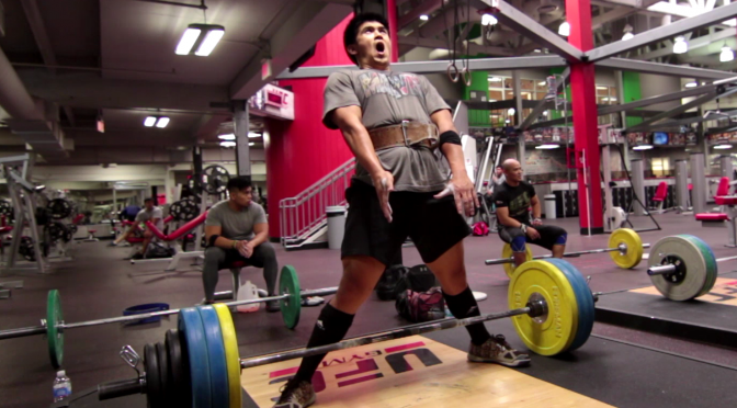 5 Reasons to Sumo Deadlift Instead of ?